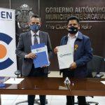 Acuerdo de alianza estratégica con el municipio de Sacaba fortalecerá relaciones interinstitucionales de cooperación