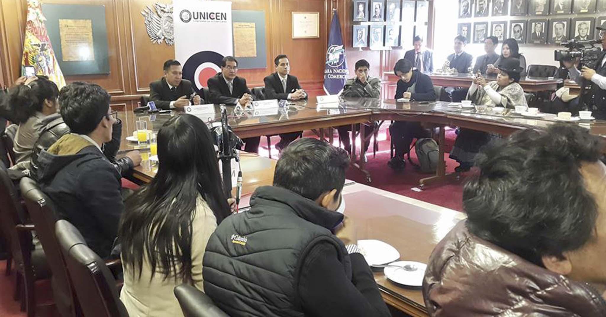 LANZAMIENTO OFICIAL DEL CENTRO DE OPORTUNIDADES LABORALES