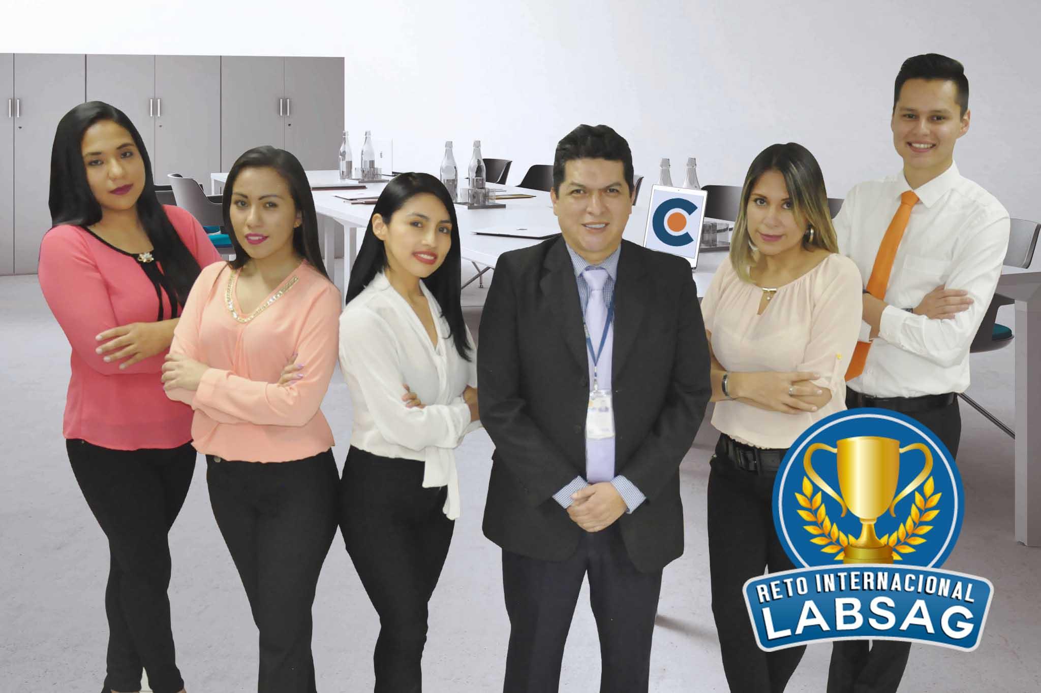 LA CARRERA DE INGENIERÍA FINANCIERA OBTUVO EL PRIMER LUGAR EN EL RETO LABSAG
