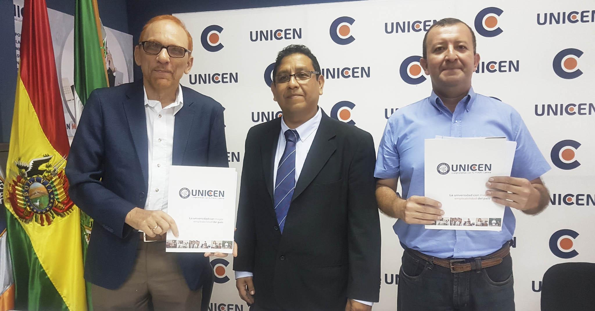 CONVENIO INTERINSTITUCIONAL ENTRE UNICEN Y LA ONG CENTRO BOLIVIANO PARA EL DESARROLLO