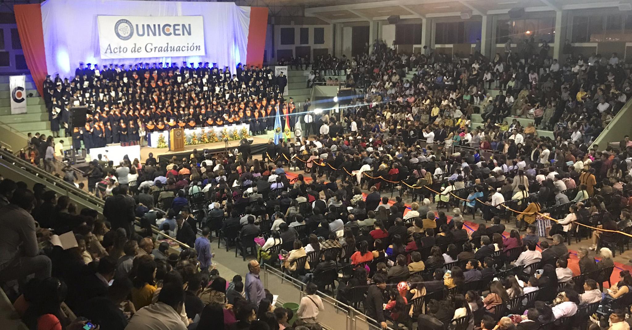 SOLEMNE ACTO DE GRADUACIÓN DE LA PROMOCIÓN 2/2018