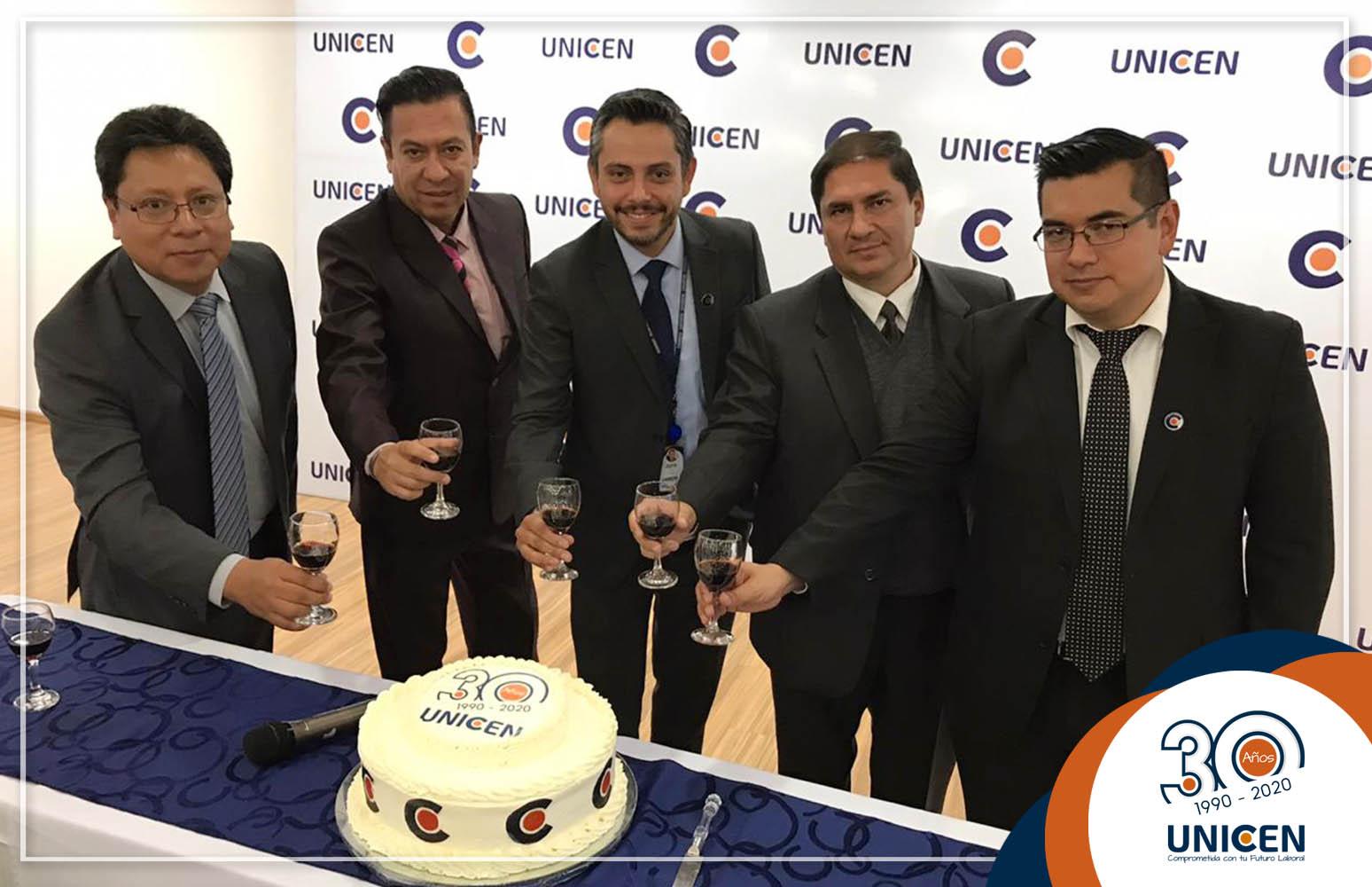 Conmemoramos los 30 años de vida institucional de UNICEN