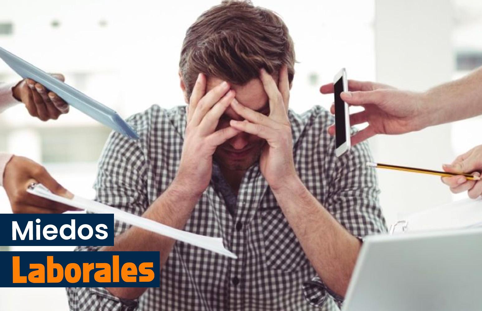 Miedos laborales: ¿Cómo enfrentarlos?