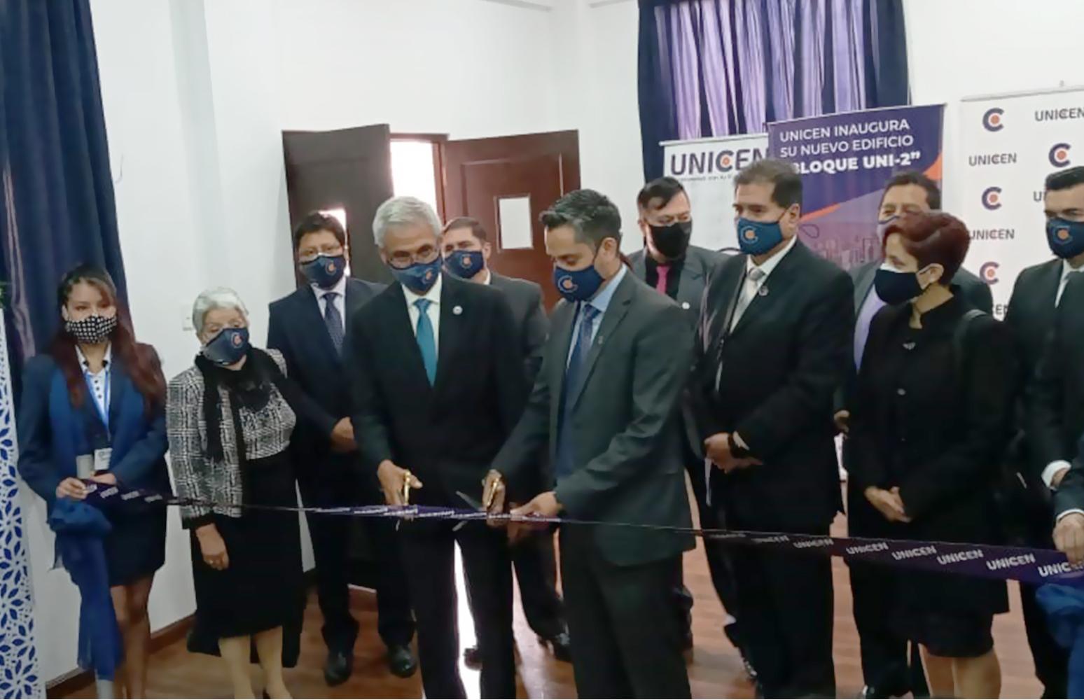 """Unicen amplía su infraestructura en La Paz con el nuevo edificio nombrado """"Bloque UNI-2"""""""